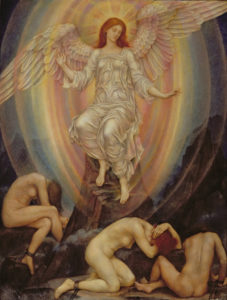 evelyn de morgan the light shineth in the darkness and the dakness comprehendeth it not